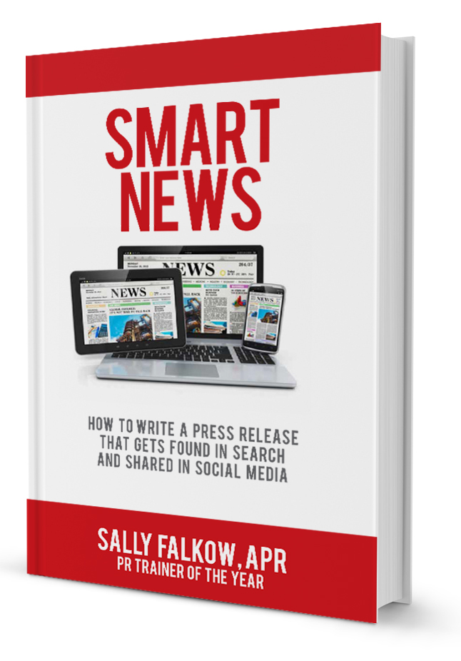 How to write a press release SMART News