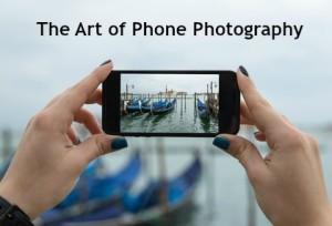 art of phone photography