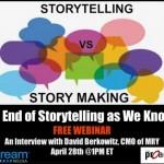 DBerkowitz storytelling proactive logo